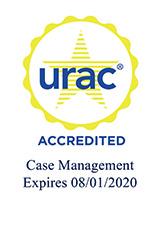 URAC Accreditation Seal - Sheakley MCO