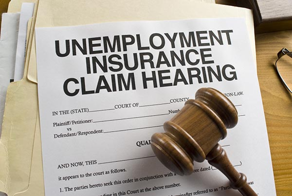 Image result for unemployment hearing