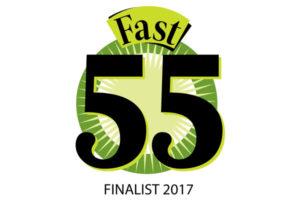 Sheakley is a Fast 55 finalist again in 2017.