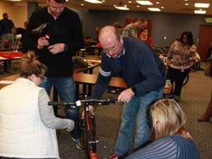 Careers at Sheakley - team building for a great cause