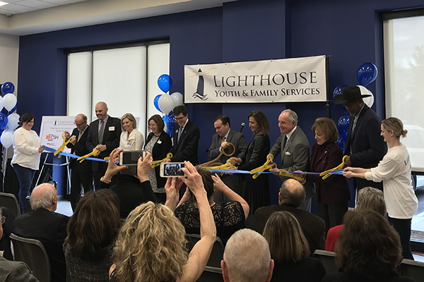 Sheakley Center for Youth Ribbon Cutting Ceremony