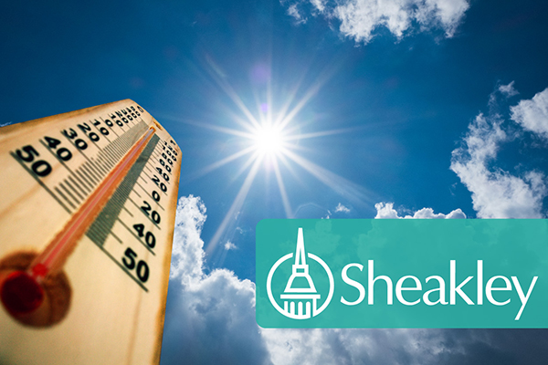 Working Safely During Summer Heath Waves