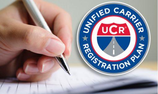 UCR Registration for 2022